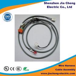 Jst Aassembly Cable de 1.5mm el tono del mazo de cables personalizado
