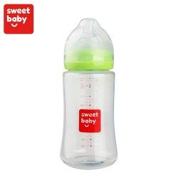 O bebê com leite materno presente de Natal Definir Mamadeira 10oz 8 oz 6oz granel fornecedor de produtos para bebé