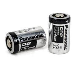 Cr2 de Batterij van het Lithium voor de Batterij van Panasonic 3V
