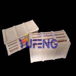 Comprobador de ladrillo refractario ladrillos Chequer / /Regenerador ladrillo para horno de coque