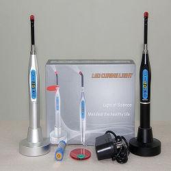 2021 Best Selling Wireless Tipo Metal LED Dental Luz de cura