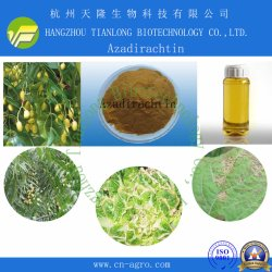 Highly Effective Biological Insecticide Azadirachtin (95%TC, 0.5%EC) (CAS No.: 11141-17-6)