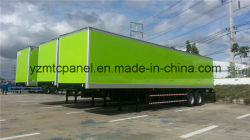 FRP Pu Foam Composite Panel voor Refrigerated Truck Body