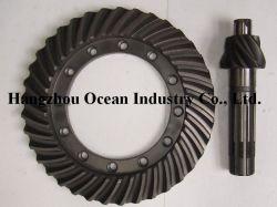 Roda de coroa e pinhão Definir motor Hino do Barramento do Veículo Tractor Carro 7/46 41201-1080