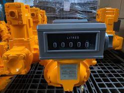 Durchflussmesser für Schüttgutübertragung mit Verdrängung für Kraftstoffe