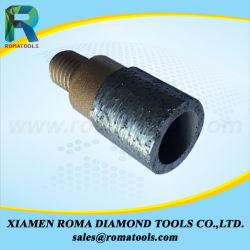 Romatools Diametre utensili per fresatura di punte a dito per fresatura, foratura e fresatura di lastre su macchine CNC