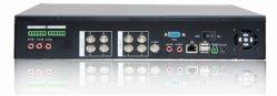 4ch スタンドアロンデジタル録画 CCTV ネットワーク DVR ( DVR-6004V )