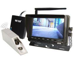 نظام كاميرا لاسلكية ذات إمكانية رفع الشوكية بدقة 720p مع حزمة الطاقة
