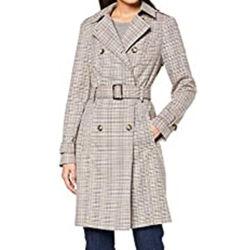 2021 패션 새로운 디자인 스타일리쉬한 여성용 트렌치 코트
