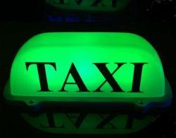 LEIDENE van het Dak van de Cabine van de Lamp van de Taxi van de Kwaliteit van Ce van de Vertoning van de auto Hoogste Decoratieve Hoogste Lichte Doos