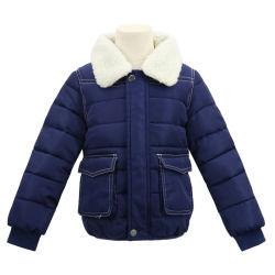 Boutique de vente en gros fabricant de vêtements d'hiver bleu mignon de neige 3 8 ans vêtements Vêtements Tenue Manteau matelassé pour bambins Bébé garçon