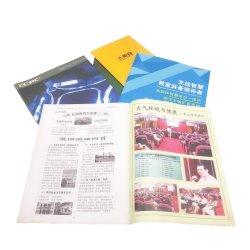 A todo color impresión personalizada Impresión de folleto con la ficha