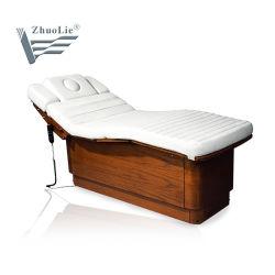 Muebles comerciales Motor 3 Base de Madera de Belleza Masaje eléctrico cama (08D04)