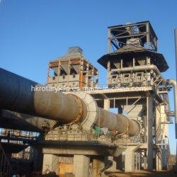 500 tpd вращающихся печах лайма завод