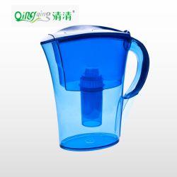 Tous les jours de boire de l'eau alcaline en plastique de carbone activé Pitcher le filtre