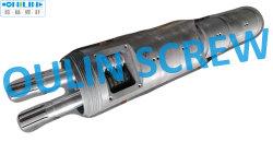 Produrre 45/90 cilindretto a doppia vite conica per estrusione in PVC