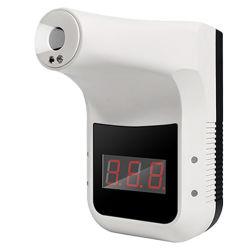 Digital de alta precisión electrónica Non-Contact termómetro por infrarrojos con el sistema de alarma
