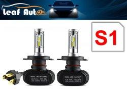 Super Bright H1/H3/H7/H8/H9/H11/880/9005/H4 Kit Lampada Farol Bombro Luz LED Focusos LED キット Luces LED S1 LED バルブ