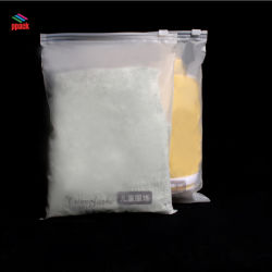 Настраиваемый логотип молнией EVA&PE упаковочный мешок с молнией для одежды в Китае производство