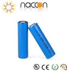 2020년 공장은 직접 힘 은행을%s 18650의 2600mAh 3.7V 재충전용 Li 이온 리튬 건전지를 공급한다
