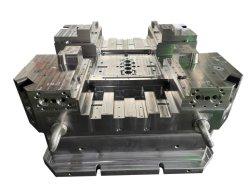 Matériau du boîtier du travail CNC Package Package haute vitesse de traitement thermique de perforation moulage sous pression de précision de base du moule