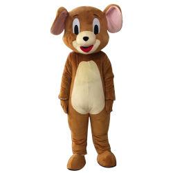 Grappige Kostuum van het Beeldverhaal Cosplay van de Kostuums van de Mascotte van de Douane van de Muis van de kat het Dierlijke
