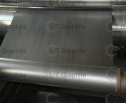 ガス / 流体シーリング用の拡張フレキシブルグラファイトフォイル / 紙 / シート / ロール