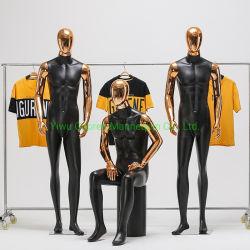 Elettrodeposizione modelli maschio/manichini/mannequins colorati