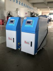 Injection Molding Blowing Die Casting Bottle Blow Heating를 위한 물 Mold Heater Vulcanization Plastic Process Digital Industrial Temperature Controller