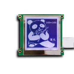 LCD 160160のコグStn FSTN肯定的なTransflective LCD
