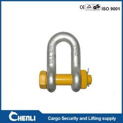 G209 G2130 лук/Dee поддельных Anchor муфту с помощью винта/круглый штифт нас типа