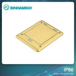 IP66 для использования вне помещений водонепроницаемый пол в салоне с переключатели и разъемы