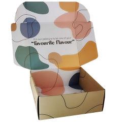 Fábrica de mayoristas Logo personalizado cartón cartón cartón cartón cartón cartón cartón cartón Cajas