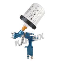 Tipo de alimentação por gravidade pistola de ar de retoque automático HVLP Pulverizador de pintura à pistola pneumática
