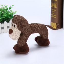 Пэт продуктов в Интернете дизайнер Monkey фаршированные Пэт шикарные собаки стаей пищащих лучших игрушек интерактивные игрушки животные