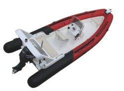 China 680 Costela Hypalon 10 Pessoa PVC Pedal inflável barco para venda