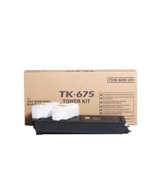Neuer Kopierer-Toner kompatibles Kyocera Tk675 für Gebrauch in Km-2540/2560/3040/3060 mit guter Qualität und konkurrenzfähigem Preis