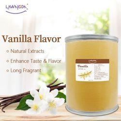 Высокое качество ванильный аромат Lawangda порошка для производства продуктов питания и напитков на заводе