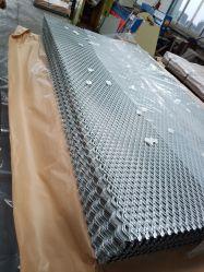 Malha de metal expandido galvanizado Hot-Dipped