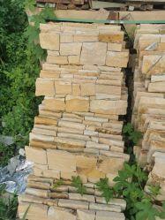 El panel de pared de pizarra de cuarzo Revestimiento de Blue Ridge albañilería de piedra de la cultura Chapa de madera tipo Z.