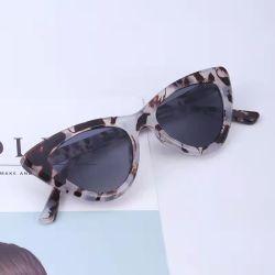 2021 роскошный гостиничный комплекс Vintage малых Cat Eye треугольник солнечные очки очки Fashion очки УФ400 для женщин 2021