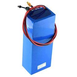 Hete Verkoop lage prijs Lithium Ion eBike batterij 48V 12,5ah Li-ion accupakket voor E Scooter Electric Bicycle E Bike