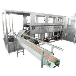 300bph 5 Wasser-Füllmaschine-Zeile der Gallonen-19L 20L Barrelled (QGF-300)