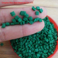 Excellent Super-Dispersion ABS Green Masterbatch/polymère plastique pour le ménage Applicances avec la couleur de la stabilité