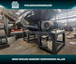 Rsm de Reciclaje de Residuos Sólidos Municipales de la máquina de ordenación del sistema de reducción de basura de plástico de trituradora de cilindro metálico CIB residuos cubo Shredder