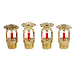 68˚ C verticale ampoule en verre de type sprinkleur incendie