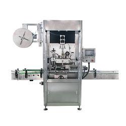자동적인 소매 레테르를 붙이는 기계 줄어들기 쉬운 레테르를 붙이는 기계 소매 라벨 붙이는 사람