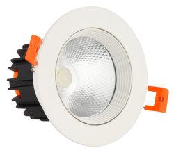 LED Downlight LED는 주거 지역을%s 아래로 점화한다