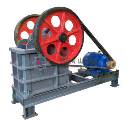 Bens móveis de alta capacidade de transformação de ouro Pedra Móvel máquina trituradora de impacto Britador Planta de mineração de ouro