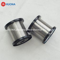 Nichrome verwarmingsweerstand precisie-lichtmetalen draad (NiCr8020)